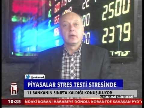 Dr. Cüneyt Akman'la Ekonomi: Piyasalar stres testinde