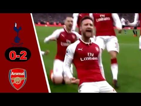 Tottenham vs Arsenal 0 2   All Goals & Extended Highlights RÉSUMÉN & GOLES  Last Match  HD