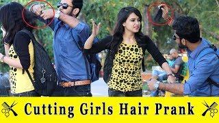 Video Cutting Girls Hair Prank || Prank In India 2019 || Funday Pranks MP3, 3GP, MP4, WEBM, AVI, FLV Maret 2019