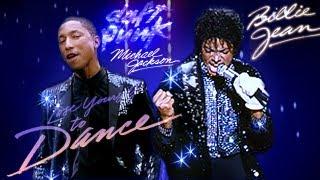 Daft Punk Feat. Michael Jackson - Lose Yourself To Dance / Billie Jean