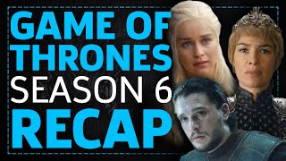 The GameSpot of Thrones gang is ready for season 7, and after this full recap of season 6 you will be too. Beware of spoilers! Subscribe to GameSpot Universe!