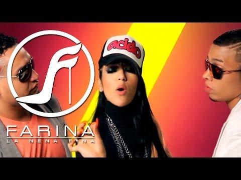 FARINA - ÁCIDO FT. RAYO Y TOBY [VIDEO OFICIAL]
