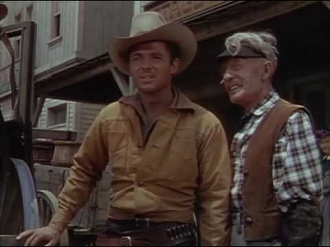 Gunsmoke  Western 1953  Audie Murphy, Susan Cabot & Paul Kelly