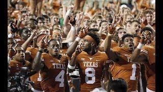 Texas Longhorns Preview (VEGAS SAYS WHAT?) vs LSU, Oklahoma and Texas Tech