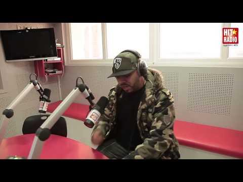 LIVE DE MUSLIM DANS LE MORNING DE MOMO SUR HIT RADIO - 25/11/13
