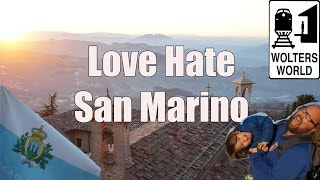 Visiting San Marino the Micronation within Italy's borders is one of the fun things to do while visiting the resort city of Rimini on the ...