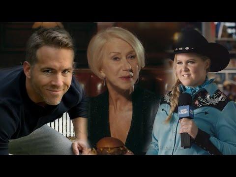 5 Best Celeb Super Bowl 2016 Commercials