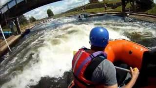 White Water Rafting Nottingham
