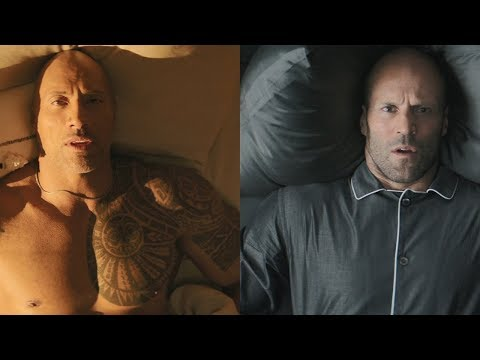 Fast and Furious: Hobbs and Shaw / Morning Scene (Split Screen)