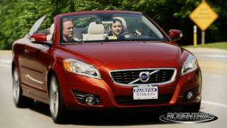 2011 Volvo C70 Test Drive&Review