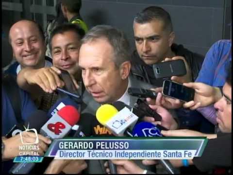 , title : 'Santa Fe regresó a Bogotá tras empatar ante Liga de Loja en Ecuador'