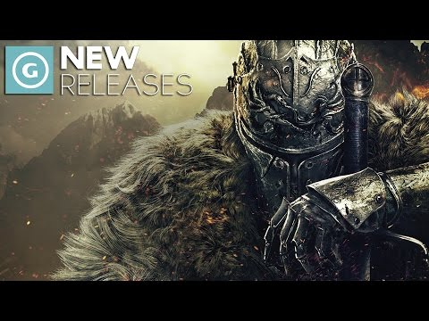 will - This week we get Dark Souls II: Crown of the Sunken King, The Walking Dead: Season Two - Episode 4: Amid The Ruins, Gods Will be Watching, Wii U Sports Club and Oddworld: New 'n' Tasty! Stay...