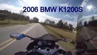 8. 2006 BMW K1200S
