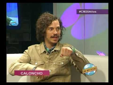 Caloncho video Entrevista CM - Argentina 2016