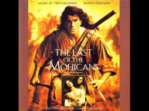 """""""l'ultimo dei mohicani"""" (1992) colonna sonora"""