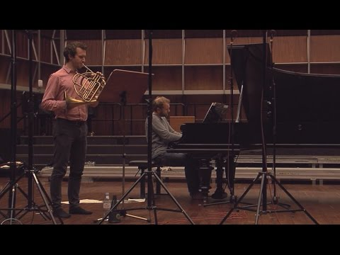 Alec Frank-Gemmill BBT Profile: The Horn is a Noble and Melancholy Instrument