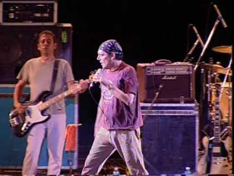 La Mississippi video Perro guardián - San Pedro Rock II / Argentina 2004