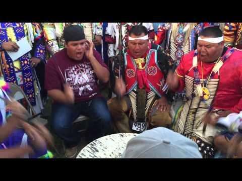 The Boyz @ Mandaree 2015! SNL solo drum contest!