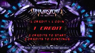 Invasion The Abductors Final Stage Mame 144.u3
