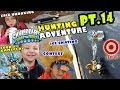 Nitro Freeze Blade Hunting ADVENTURE + Contest pt. 14 Ice Skating Epic Unboxing Skylanders Gameplay