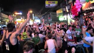 Happy New Year From Khao San Road Bangkok