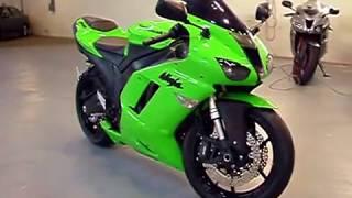 10. eDirect Motors - 2007 Kawasaki Ninja ZX-6R