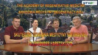 Skuteczne Działania Medycyny Naturalnej. Aleksander Haretski Syn.