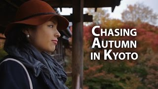 Experience the most beautiful Autumn in Kyoto