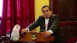 Reparaciones: Ministro de Justicia pidió tiempo y tolerancia