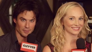 Video The Vampire Diaries Cast Reminices Over Their Favorite Scenes & WTF Moments From All 8 Seasons MP3, 3GP, MP4, WEBM, AVI, FLV Januari 2018