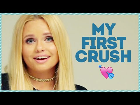 alli - How old were you when you got your first crush? WHO WAS IT? 😄 » Are you too clingy? - http://bit.ly/1uOr2v7 » Life's S.o. R.a.d. - http://bit.ly/1rnJ010 We all remember our first crush...