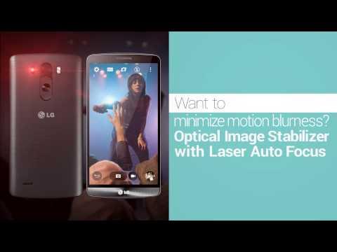 LG G3 prezentacja wybranych funkcji aparatu