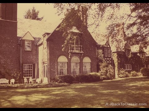 Classic Homes & Gardens: Return To My Childhood Home, A 1928 Brandon Smith Tudor, Pittsburgh