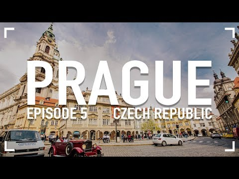 30 Days 9 Countries | Backpacking | EuroTrip | Episode 5 Prague | #withaditi