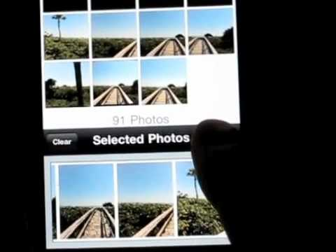 AutoStitch iPhone App – Panorama App Review and Tutorial