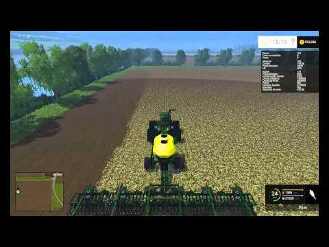 JD Air Seeder FS 15 V5