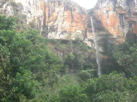 Cachoeira Vitória - Itambé do Mato Dentro - MG
