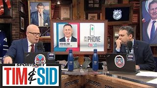 Ken Holland Wanted To Give Edmonton Oilers A Boost With Moves At  NHL Trade Deadline   Tim and Sid by Sportsnet Canada