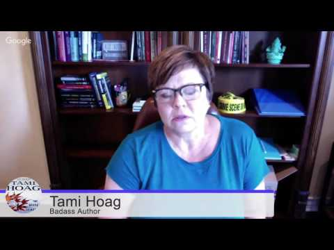 Read For Pixels 2016 (Fall Edition): Tami Hoag Reading+Q&A Session