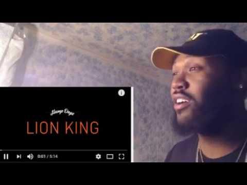 Lil Dicky - Lion King (prod. by Mazik Beats) - REACTION