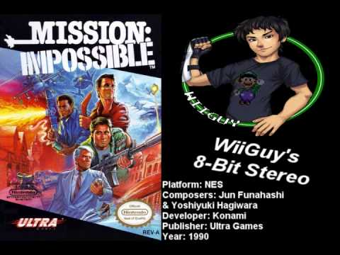 mission impossible nes soundtrack