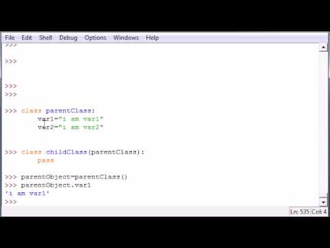 Python Programming Tutorial – 34 – Subclasses Superclasses