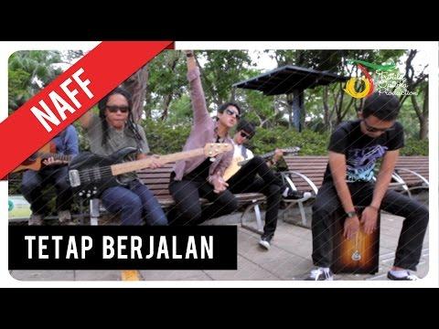 NaFF - Tetap Berjalan (with Lyric) | VC Trinity