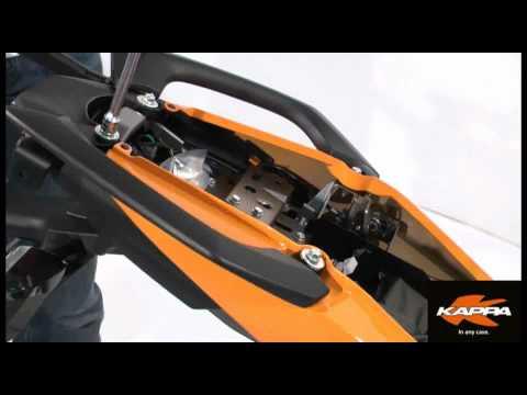 JF presents: Kappa Monorack Mounting Kit