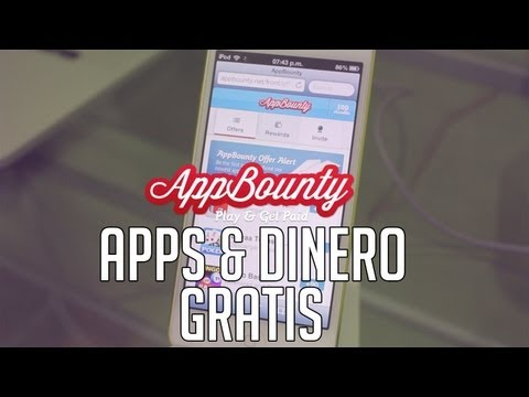 ipod touch - Link: http://bit.ly/bounty10 Opcin 1!!!  http://youtu.be/AZYJSWFF6QU Opcin 2!!!  http://youtu.be/7V7-5ByxmYA Canal de Android: http://www.youtube.com/and...