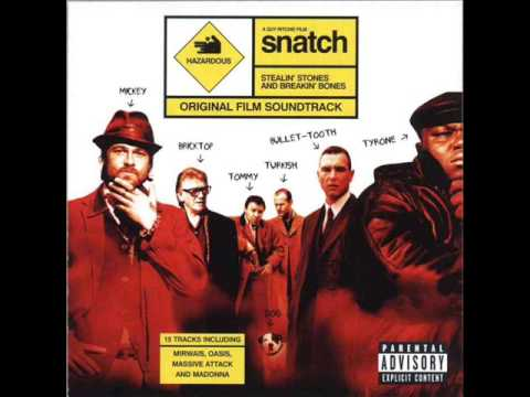 Snatch OST Overseer Supermoves