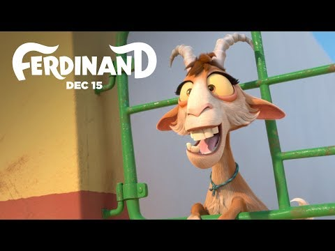 "Ferdinand | ""Mama Like That"" TV Commercial | Fox Family Entertainment"