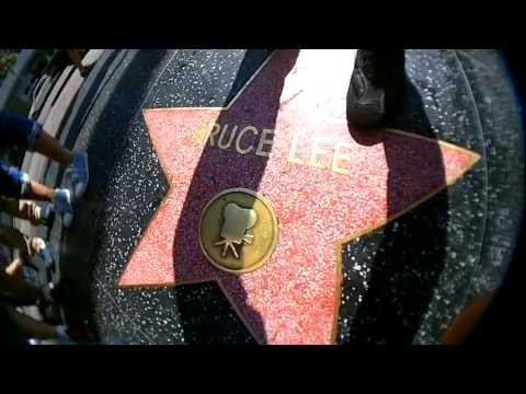 ALMOST FAMOUS: Hollywood Boulevard's Walk Of Fame (Hollywood, California) ハリウッド