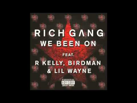 R. Kelly - We Been On (feat. Birdman & Lil Wayne)