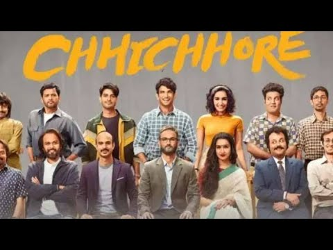 Chhichhore Full Movie Amazing Facts - Sushant Singh Rajput, Shraddha kapoor